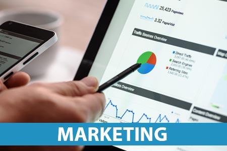 corsi marketing e professioni aziendali